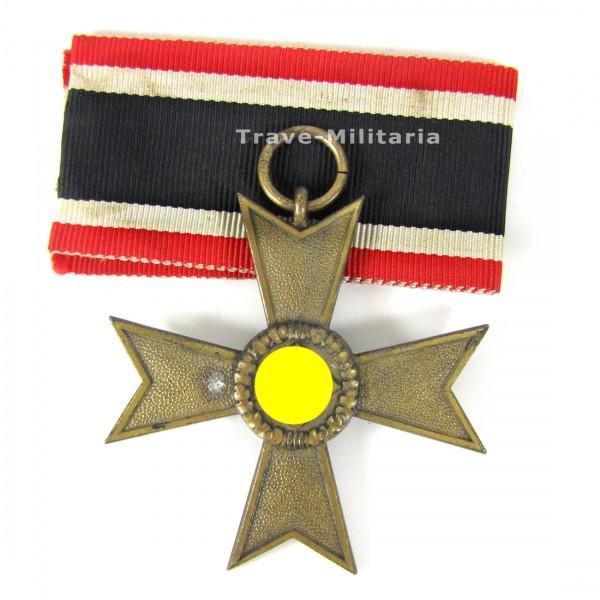 Kriegsverdienstkreuz 2. Klasse ohne Schwerter Hersteller 107