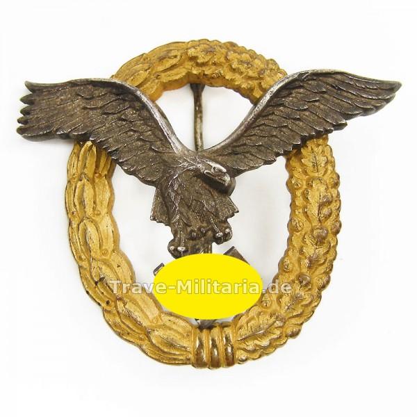 Gemeinsames Flugzeugführer- und Beobachterabzeichen - PO Badge - Tombac