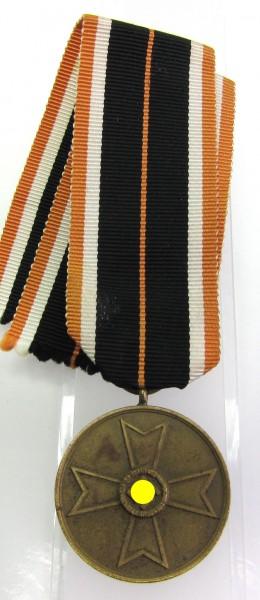 Kriegsverdienstmedaille 1939 am langen Band - ungetragen
