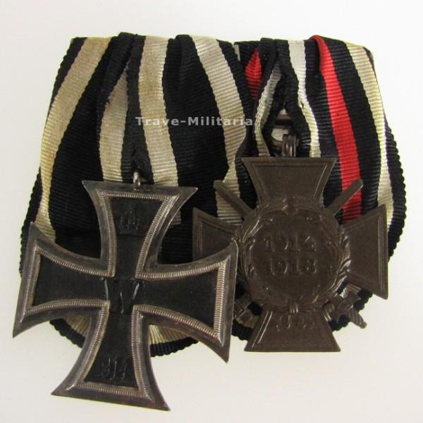 Ordenspange EK 2 1914 und FEK