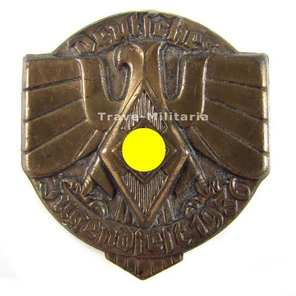 Abzeichen Deutsches Jugendfest 1936