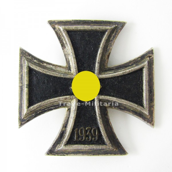 Eisernes Kreuz 1. Klasse 1939 mit Messingkern
