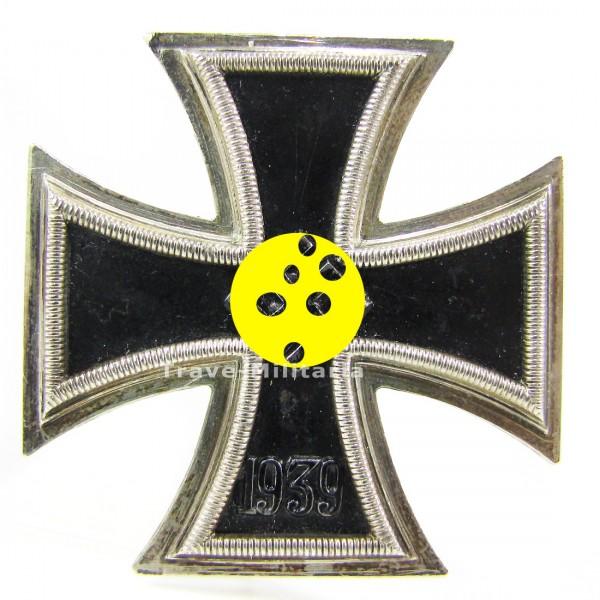 Eisernes Kreuz 2. Klasse Umbau zum EK 1