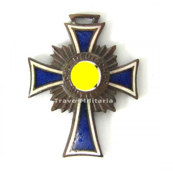 Miniatur Ehrenkreuz der Deutschen Mutter in Bronze