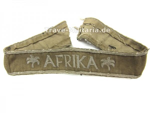 Ärmelband Afrika