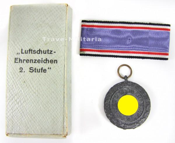 Luftschutz-Ehrenzeichen 2. Stufe im Etui