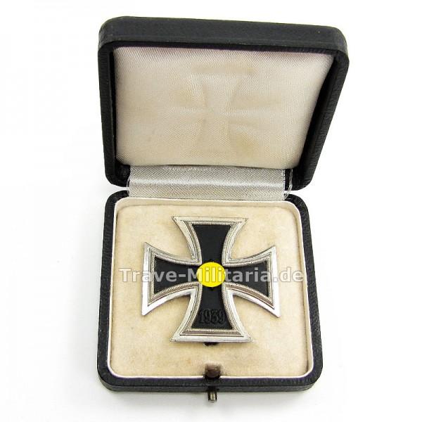 Eisernes Kreuz 1. Klasse im Etui - Steinhauer und Lück