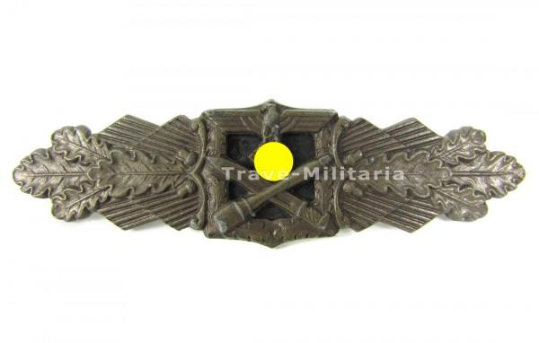 Nahkampfspange in Bronze Hersteller Juncker Berlin