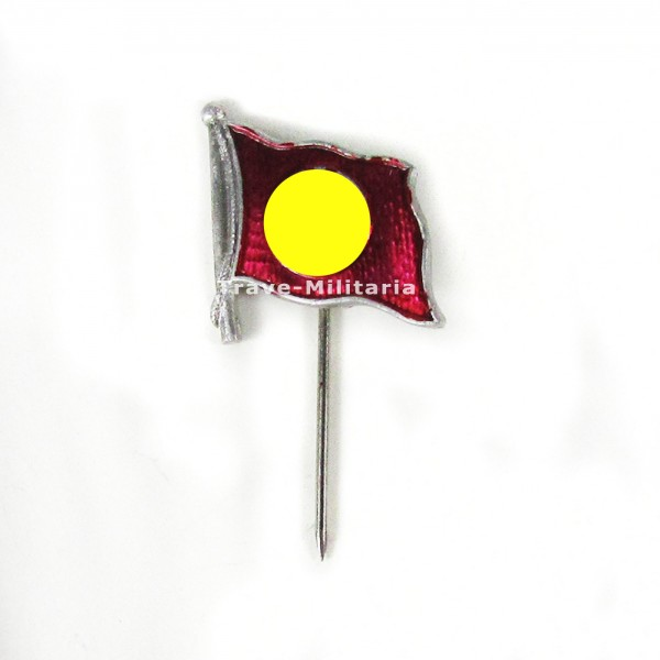 Anstecknadel Hakenkreuzflagge