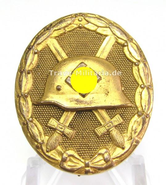 Verwundetenabzeichen in Gold Hersteller 30