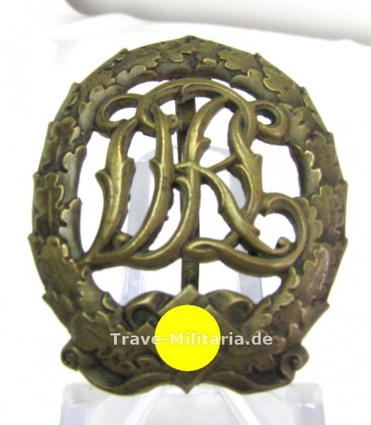 Deutsches Reichssportabzeichen DRL in Bronze