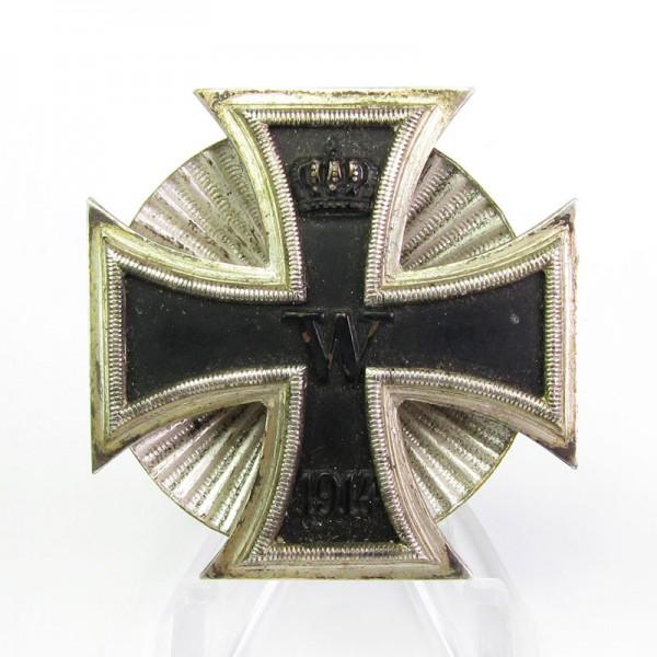 Eisernes Kreuz 1. Klasse an Schraubscheibe