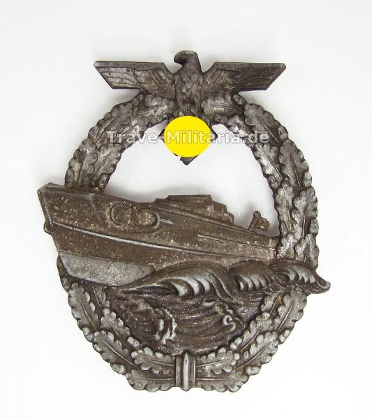 Schnellbootkriegsabzeichen 2. Form Schwerin-Berlin