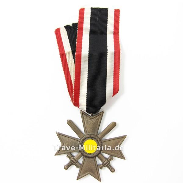 Kriegsverdienstkreuz 2. Klasse mit Schwertern Hersteller 107