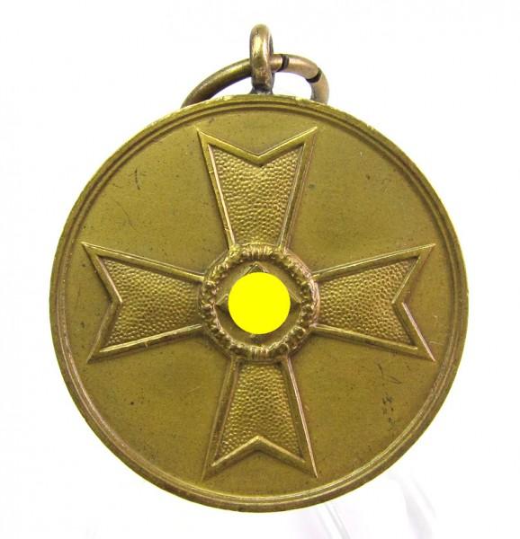 Kriegsverdienstmedaille 1939 für Kriegsverdienst Buntmetall