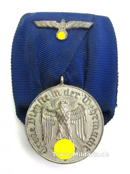Wehrmachtsdienstauszeichnung 4 Jahre an Einzelspange