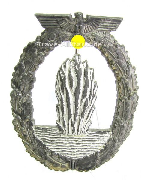 Minensucherabzeichen der Kriegsmarine