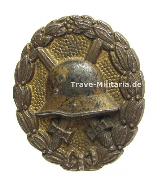Verwundetenabzeichen 1918 in Gold
