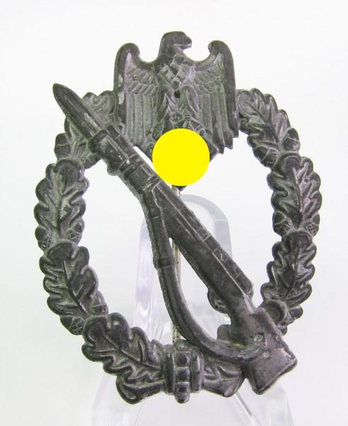 Infanteriesturmabzeichen Silber, Hersteller B.H. Mayer