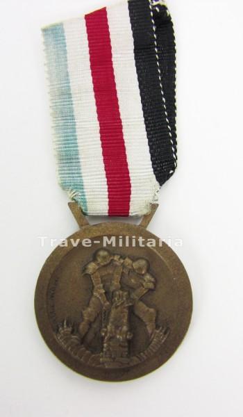 Deutsch-Italienische Feldzugsmedaille in Bronze