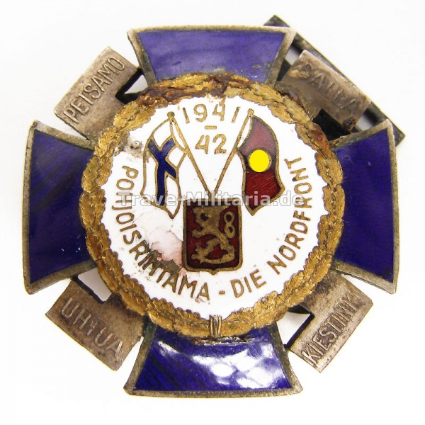 Nordfrontkreuz 1941-43