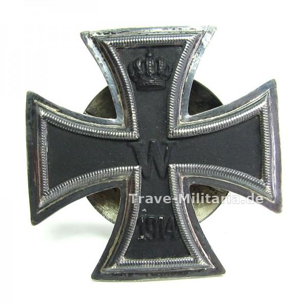 Eisernes Kreuz 1. Klasse von 1914 an Schraubscheibe