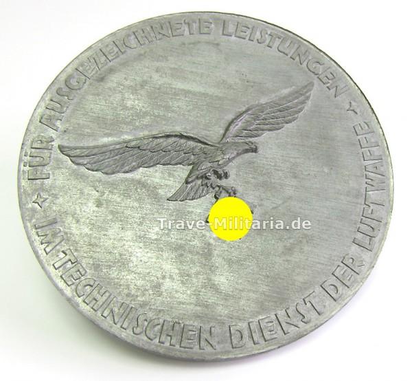 Medaille für ausgezeichnete Leistungen im technischen Dienst der Luftwaffe - selten