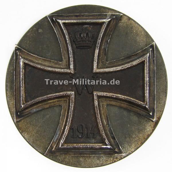 Eisernes Kreuz 1. Klasse 1914 Doppelschraubscheibe