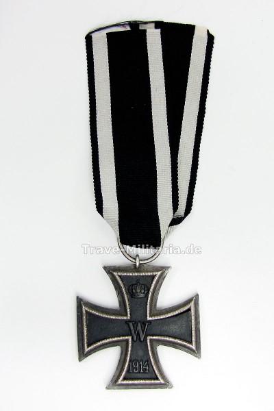 Eisernes Kreuz 2. Klasse 1914 - Zarge offen