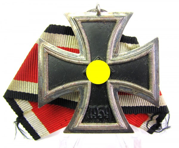 Eisernes Kreuz 2. Klasse 1939 am Band