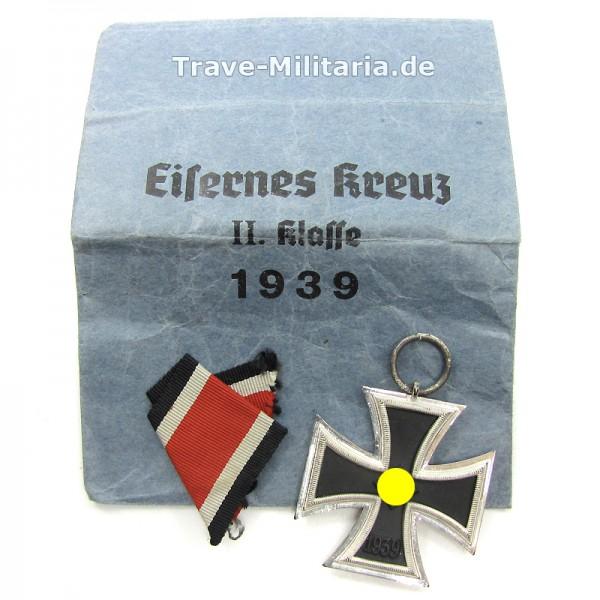 Eisernes Kreuz 2. Klasse mit Band und Tüte